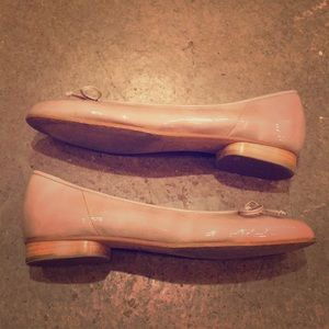 Gabor Patent Leather Flats
